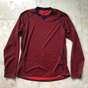 Men's Patagonia Red Long Sleeve Shirt Large